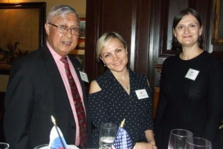 The USRCC's Reception in Honor of  the Russian Healthcare and Agricultural Delegations