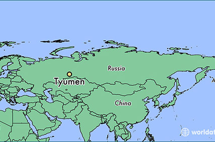 Visit of the USRCC Houston-Tyumen Sister Cities Committee's Chair to Tyumen