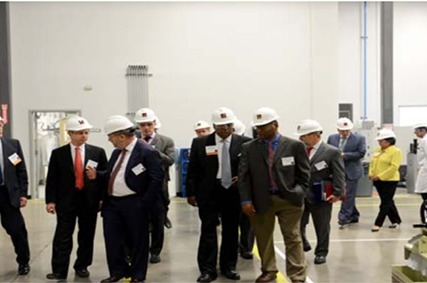 Grand Opening of the TMK IPSCO R&D Facility in Houston