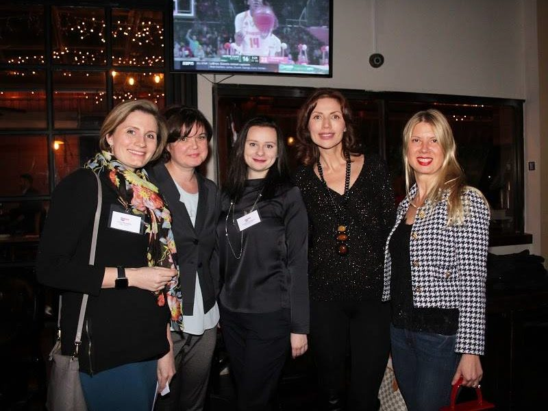 USRCC Business Networking Event