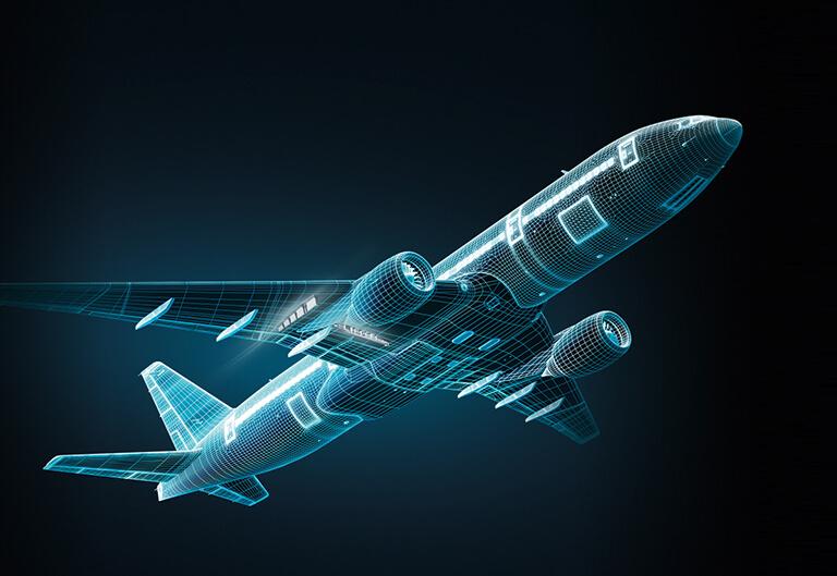 Webinar: Digital Technology Advancements in the Aerospace Industry