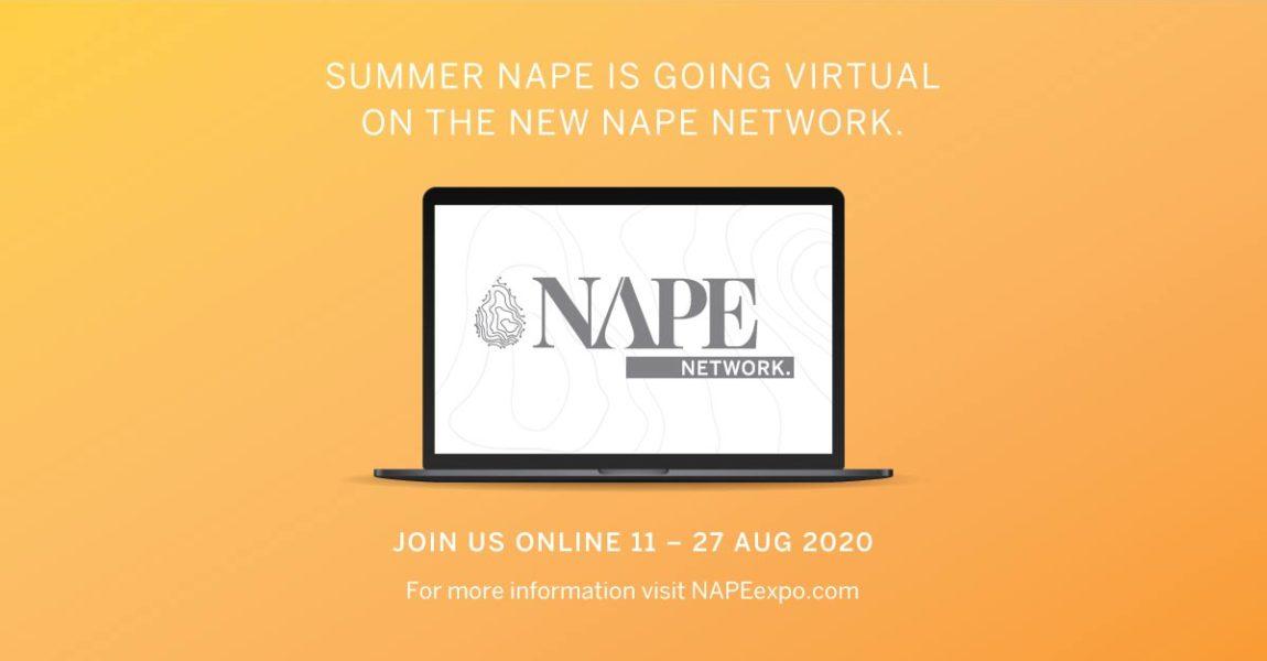 Virtual USRCC Booth at Summer NAPE 2020